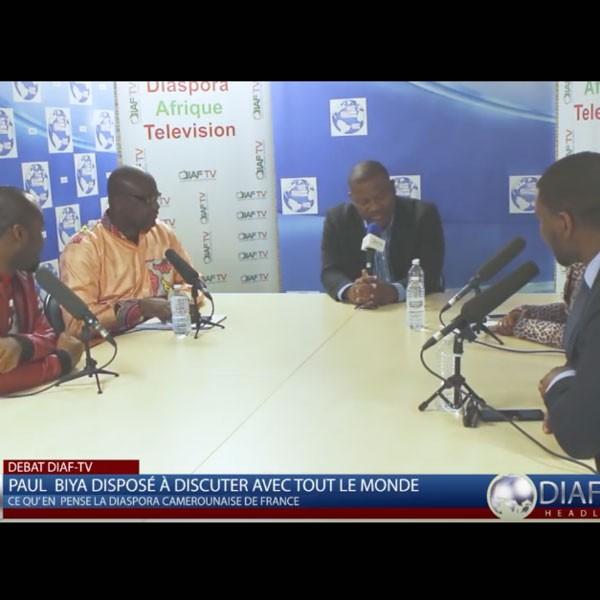La diaspora camerounaise débat sur la prédisposition de Paul Biya à discuter avec tous le monde