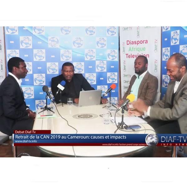 France- Cameroun- Diaspora: Retrait de la CAN 2019 au Cameroun: ce que pense sa diaspora
