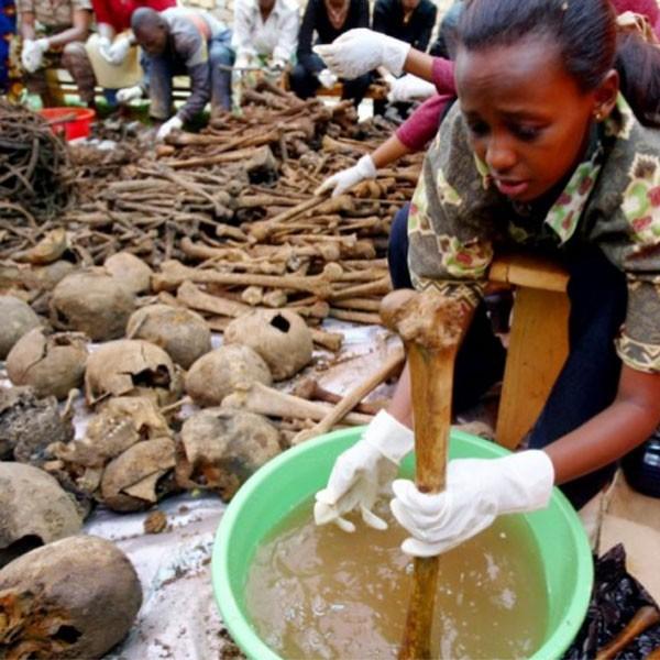 La difficile reconstruction des enfants nés du viol au Rwanda