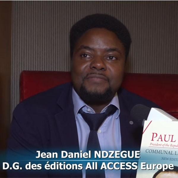 Pour le libéralisme communautaire: édition actualisée de Jean Daniel NDZENGUE