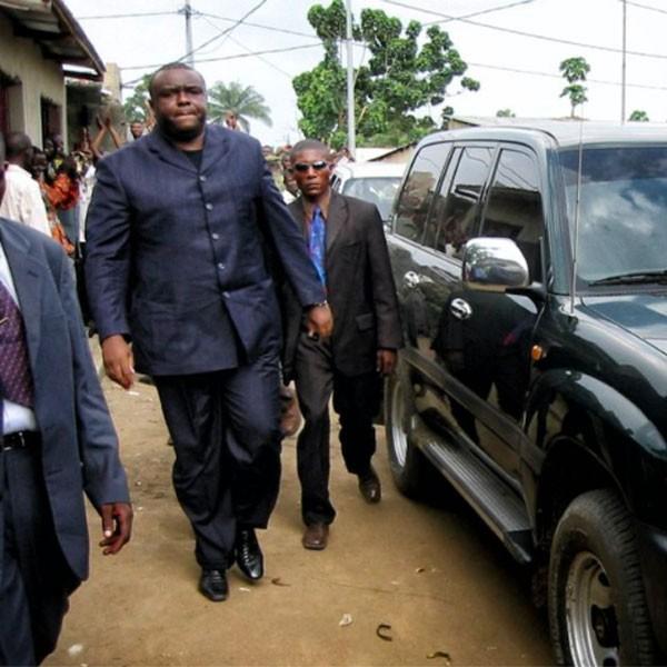 Jean-Pierre Bemba exclu de l'élection présidentielle