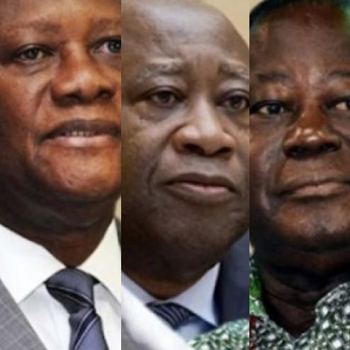 COTE D'IVOIRE: L'alternance piégée par les ego des trois papys
