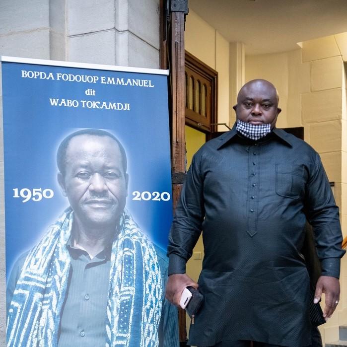 LE MILLIARDAIRE PAT DIAMANT PLEURE LE PATRIARCHE BOPDA FODOUOP EMMANUEL (AFRIQUE CONSTRUCTION)