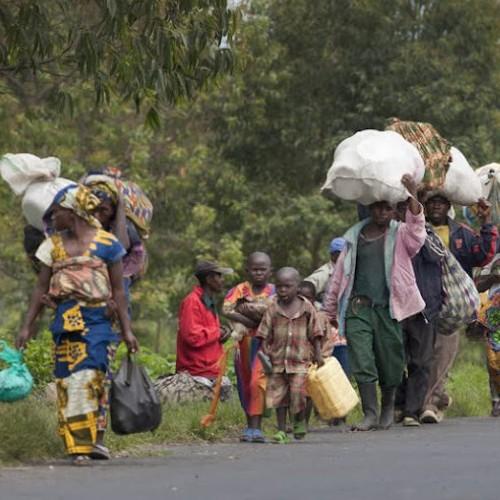 Face à la psychose, la ville de Goma se vide dans l'attente d'une éruption volcanique