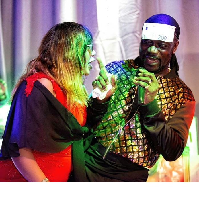 MEIWAY ILLUMINE LA 4EME EDITION DE LA NUIT AFRICAINE DE BILBAO