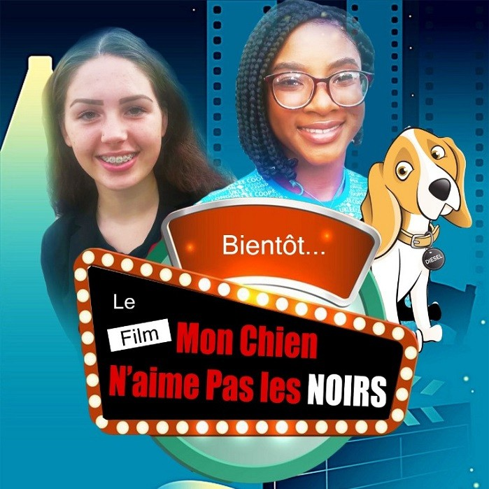CINEMA: MON CHIEN N'AIME PAS LES NOIRS...